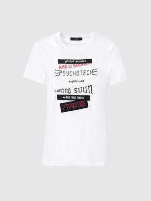 T-SILY-V20, White - T-Shirts