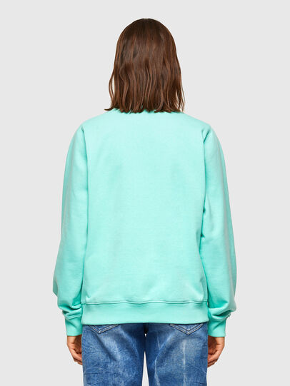 Diesel - F-ANG-K14, Light Blue - Sweaters - Image 2