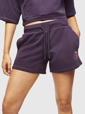 UFLB-SKYRT, Dark Violet - Pants