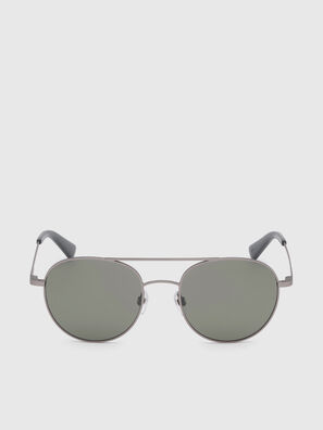 DL0286, Dark Beige - Sunglasses