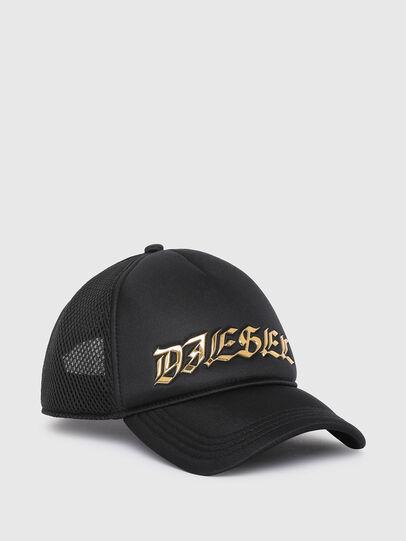 Diesel - C-TRUC, Black - Caps - Image 1