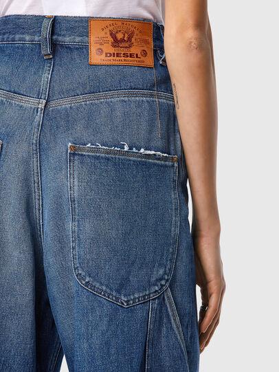 Diesel - D-Luite 09A82, Medium blue - Jeans - Image 4