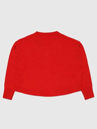 Diesel - KLUR, Orange - Knitwear - Image 2