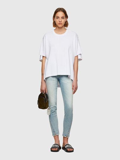 Diesel - M-BAHIA, White - Knitwear - Image 4