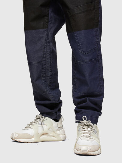 Diesel - D-Azerr JoggJeans® 0DDAY, Dark Blue - Jeans - Image 5