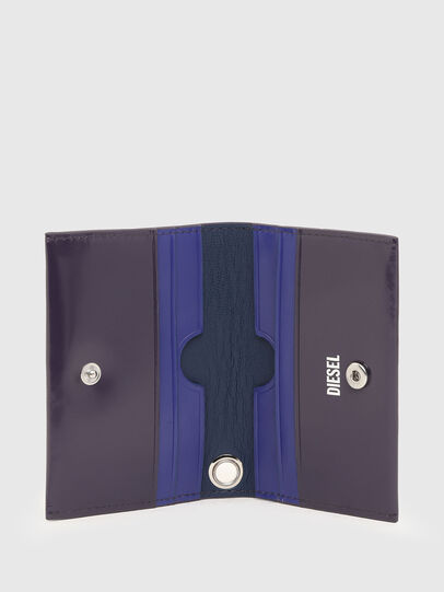 Diesel - GIADE, Blue - Card cases - Image 3