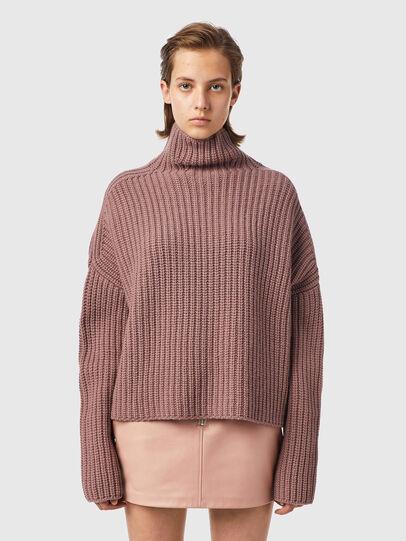 Diesel - M-DAYTON, Pink - Knitwear - Image 1