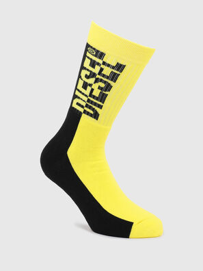 SKM-RAY, Yellow - Socks