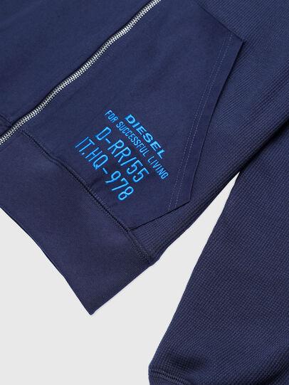 Diesel - UMLT-BRIANZ-W, Blue - Sweaters - Image 4