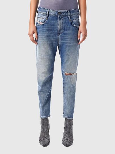 Diesel - Fayza 09B16, Light Blue - Jeans - Image 1