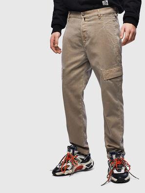 D-Krett JoggJeans 069LX, Beige - Jeans