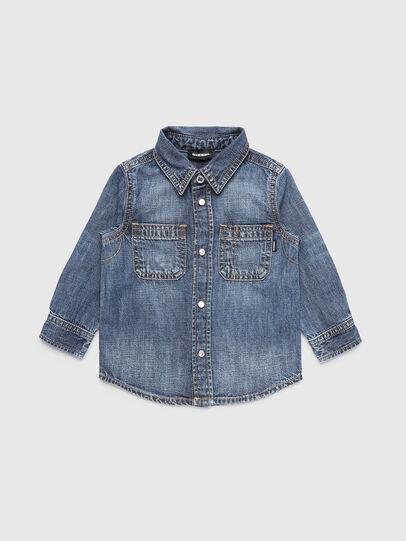 Diesel - CFREDIB, Blue Jeans - Shirts - Image 1