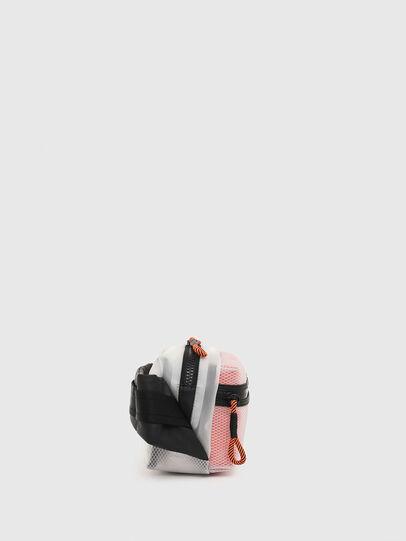 Diesel - FAROH, White/Orange - Crossbody Bags - Image 3