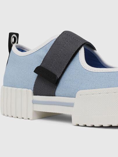 Diesel - H-MERLEY B, Azure - Sneakers - Image 5