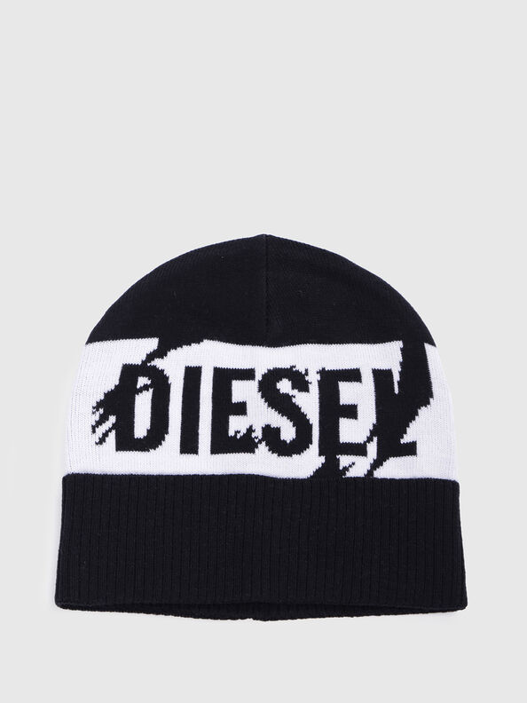 K-BECKY, Black/White - Caps, Hats and Gloves