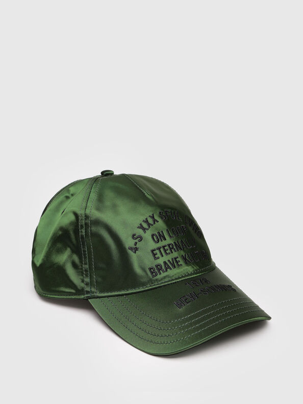 C-NELLY, Olive Green - Caps, Hats and Gloves