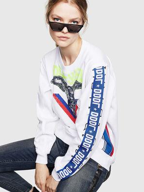 F-LYANYDY, White - Sweaters