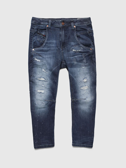 Diesel - FAYZA-J JOGGJEANS-N,  - Jeans - Image 1