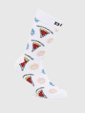 SKM-HERMINE, White - Socks