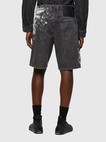 Diesel - D-WILLOH-X-SP, Black - Shorts - Image 2