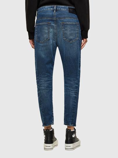 Diesel - Fayza JoggJeans® 069SZ, Dark Blue - Jeans - Image 2