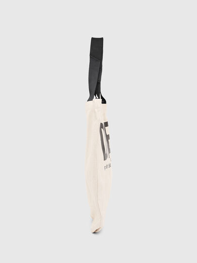 Diesel - LYVENZA, White/Black - Shopping and Shoulder Bags - Image 4