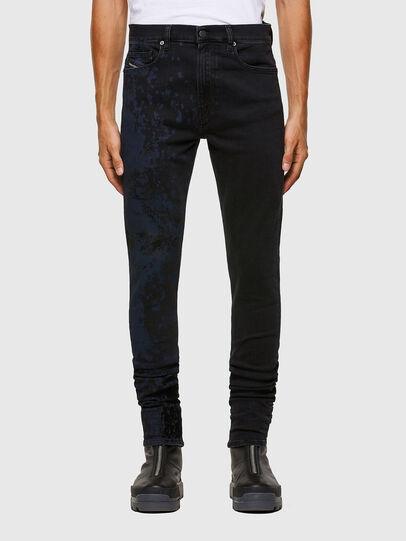 Diesel - D-Amny 009KQ, Blue - Jeans - Image 1