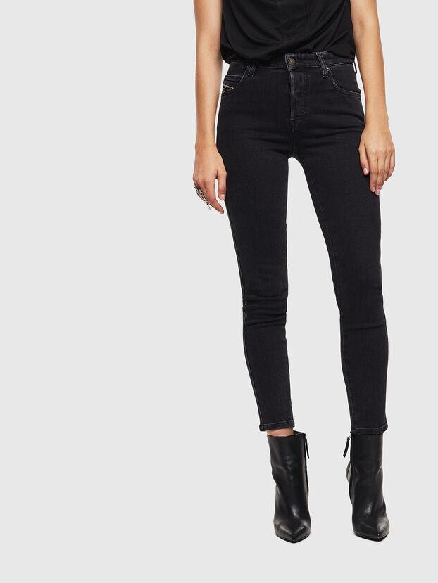 Babhila 0870G, Black/Dark grey - Jeans