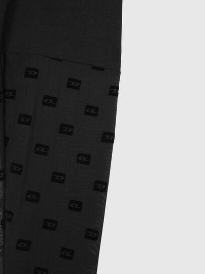 Diesel - UFLB-FAUSTINCUT-LP, Black - Pants - Image 3