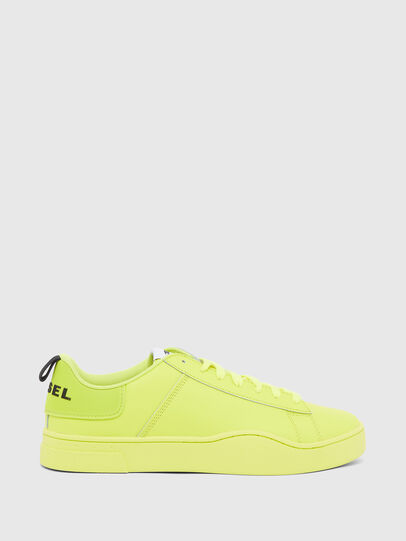 Diesel - S-CLEVER LOW LACE, Yellow - Sneakers - Image 1