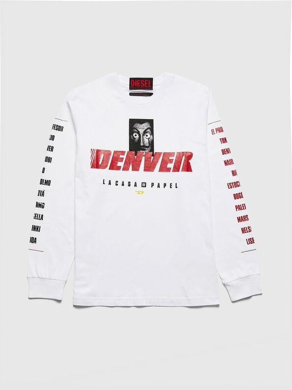 LCP-T-JUST-LS-DENVER,  - T-Shirts