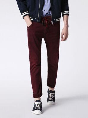 Krooley JoggJeans 0670M, Burgundy - Jeans