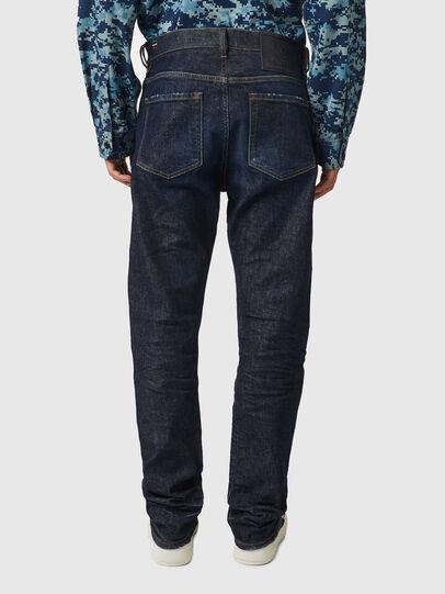 Diesel - D-Viker 09B45, Dark Blue - Jeans - Image 2