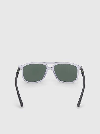 Diesel - DL0332, Grey - Kid Eyewear - Image 4