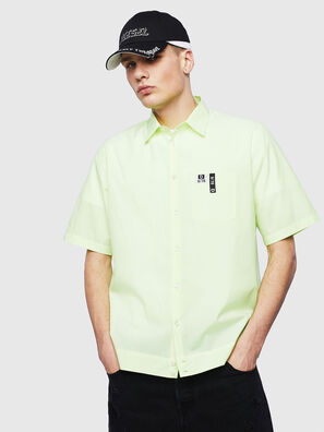 S-FRY-FLUO, Yellow Fluo - Shirts