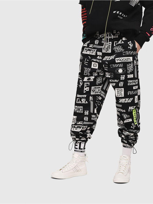 P-TOLLER-PR,  - Pants