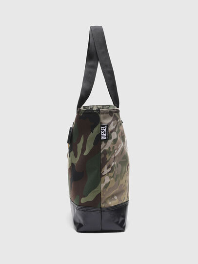 Diesel - RODNEY, Military Green - Shopping and Shoulder Bags - Image 3