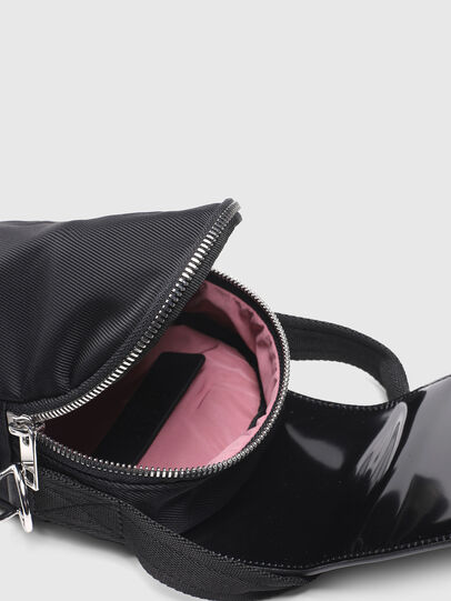 Diesel - JACKIE, Black - Crossbody Bags - Image 4