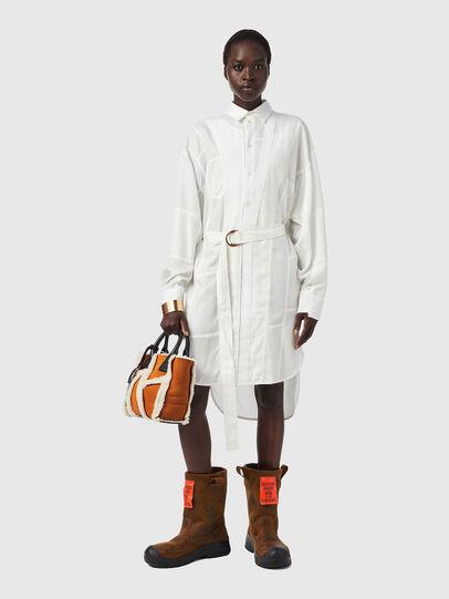 Diesel - D-VITTORIA-A, White - Dresses - Image 1