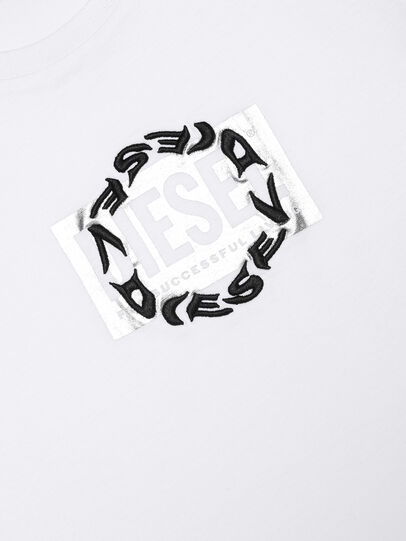 Diesel - TSILYRSUC, White - T-shirts and Tops - Image 3