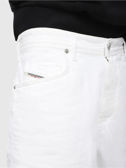 Diesel - D-WILLOH, White - Shorts - Image 3