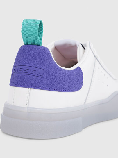 Diesel - S-CLEVER LOW W, Bright White - Sneakers - Image 5