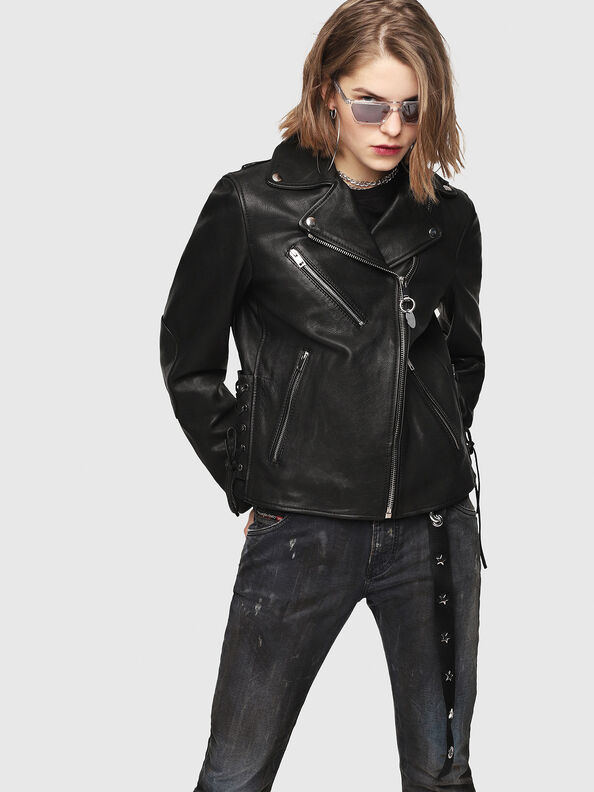 CL-L-GOLY,  - Leather jackets