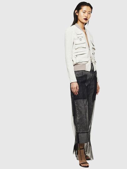 Diesel - L-CERITE,  - Leather jackets - Image 6