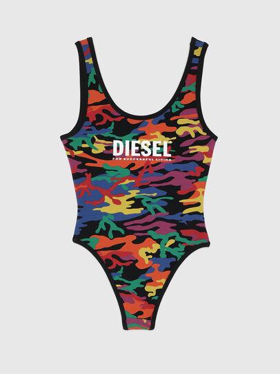 Diesel - UFBY-BODY-P, Multicolor - Bodysuits - Image 4
