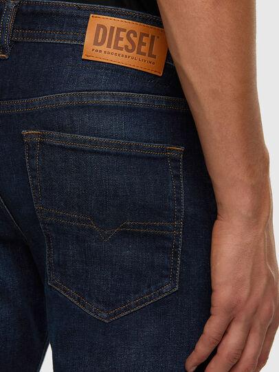 Diesel - Buster 009HN, Dark Blue - Jeans - Image 4