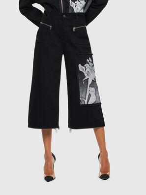 DE-REIKA-SX, Black - Pants