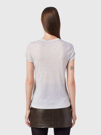 Diesel - T-RECUP-B2, Grey - T-Shirts - Image 2