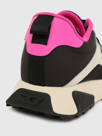 Diesel - S-TYCHE LOW CUT W, Black/Pink - Sneakers - Image 5