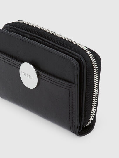 Diesel - BUSINESS LC, Black - Small Wallets - Image 6